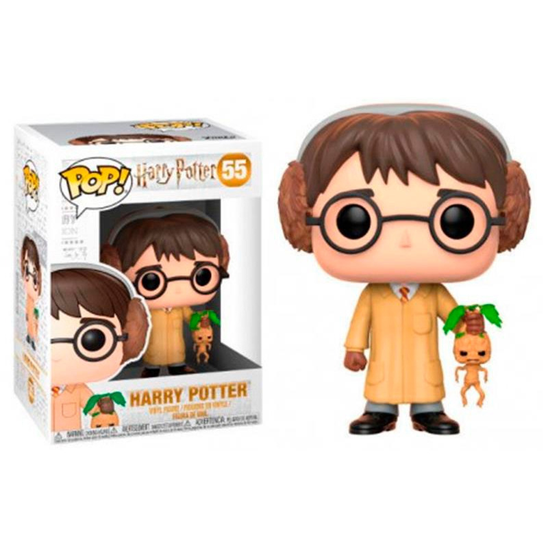 Harry Potter Herbology Pop Funko #55 - Harry Potter - Series 5