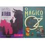 A Bela E A Fera O Mágico De Oz Zahar 2 Livros Capa Dura