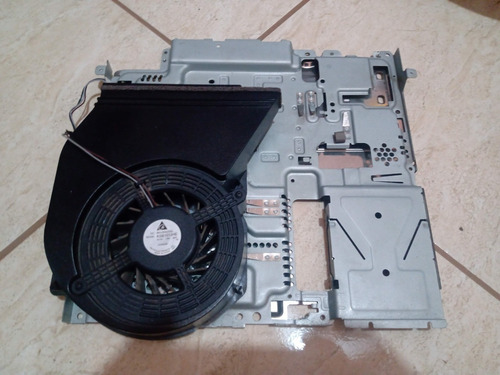 Carcaça Metalica Com Cooler Ps3 Slim  Ksb1012he 25xx Original