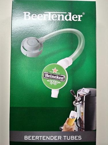 Refil Tubo Chopeira Heineken Beertender Krups B101 -10 Tubos Original