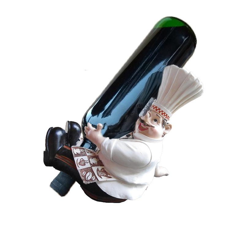 Porta Vinho Chefinho - Souvenir Góes