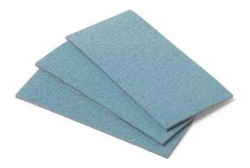 Kit 3m Lixa Trizact Folha 3- 5000 E 3- 3000 - Lixa Polimento Original