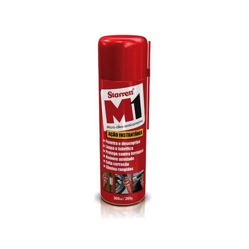 Micro óleo anticorrosivo M1 Aerosol-Starrett