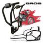 Protetor Motor Carenagem Com Afastador Alforge Bros 150/160