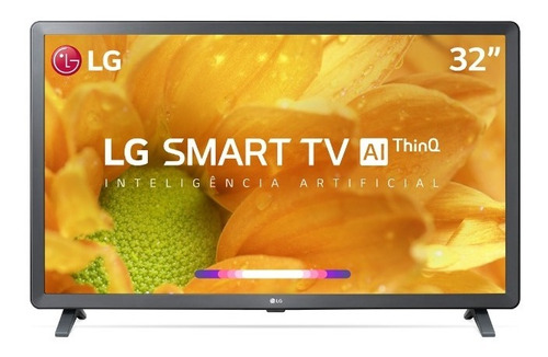 Smart Tv LG Thinq Ai Hd 32'' 32lm625bpsb 3hdmi 4usb Original