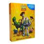 Livro Infantil 12 Miniaturas Toy Story Amigos De Verdade