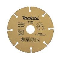Disco de Serra para Madeira 110x20mm - B-40668 - Makita