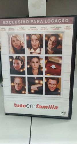 Tudo Em Familia -dvd Original