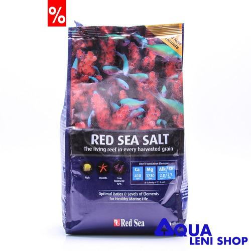 Sal Marinho Para Aquario Red Sea Salt 2kg Original
