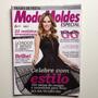 Revista Moda Moldes 14 Vestidos Moda Gg Ana Furtado D076
