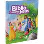 Bíblia Infantil Ilustrada Indicada Para Crianças