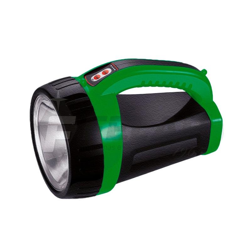Lanterna Nsbao Recarregável Port. 1LED (3.0w)