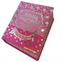 Bíblia Letra Grande Harpa Corinhos Feminina Tijolinho Cpp
