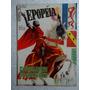 Epopéia Nº 70! Ebal Mai 1958! Cavaleiro Escarlate!