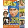 Revista Minha Novela 136 Abril 2002 Capa O Clone