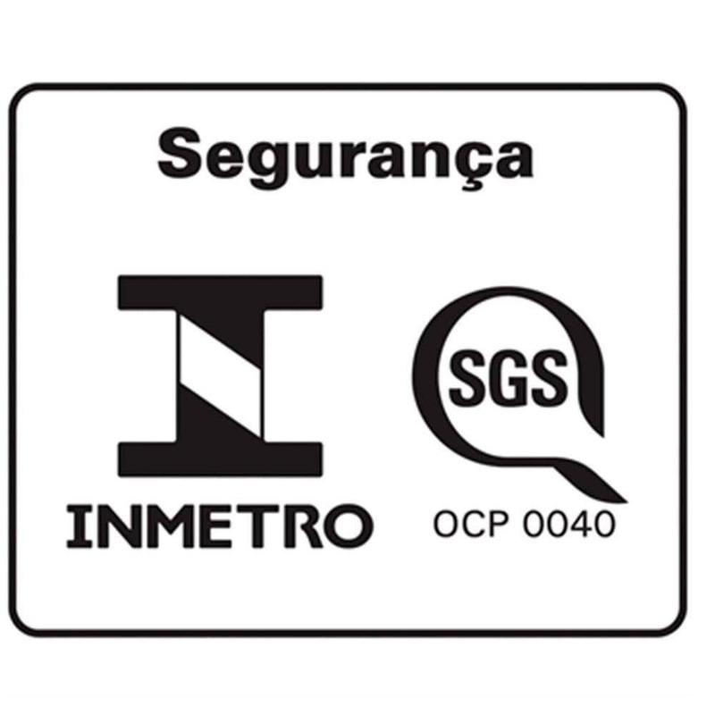 Máquina Mega Top Exclusive Pro P/Acabamento em Tosa e Tricotomia