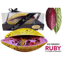 Cacau Chocolate Ruby 400g
