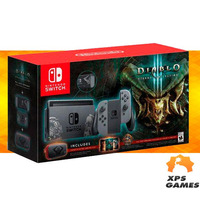 Console Nintendo Switch -  Diablo 3 Eternal Collection