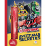 Diário Para Meninos Transformers Aventuras Secretas Robots