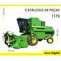 Catálogo Peças Colheitadeiras Slc John Deere 1175