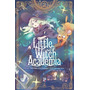 Lote Mangás Little Witch Academia N° 2 E 3