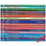 Hora Do Espanto Edgar J. Hyde Infantil 18 Volumes Novos