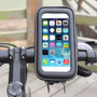 Suporte Prova D Agua Celular Bike Bicicleta Moto Gps 6 Pol