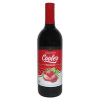 Cooler de Vinho Branco com Suco de Morango 720ml - Adega Terra do Vinho