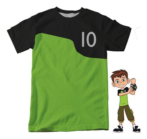 Camiseta Ben 10 - Omniverse Original