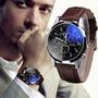 Relógio Masculino Social Promoção Com Frete Grátis