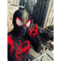 Cosplay Miles Morales Spiderverse
