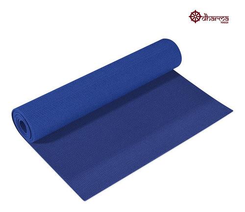 Yoga Mat Premium Azul