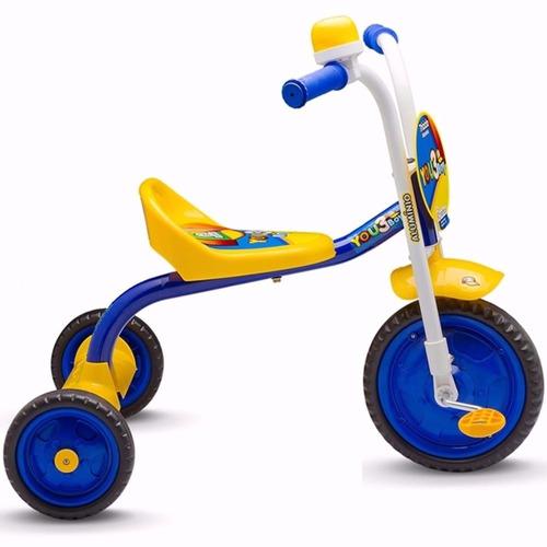 Triciclo Infantil You 3 Boy Velotrol - Velocipede