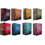 Agatha Christie Coleção Completa Box 1, 2, 3, 4, 5, 6, 7, 8