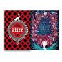 Kit Livros Alice No País Das Maravilhas A Pequena Sereia