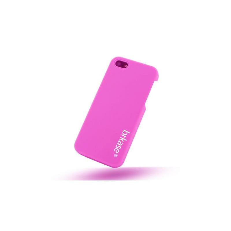 Capa Protetora BrKase para iPhone 5/5c/5s Rosa