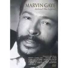 Dvd Marvin Gaye Behind The Legend