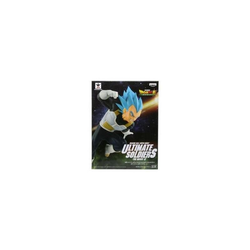 Vegeta God SSGSS Ultimate Soldiers The Movie Dragon Ball Super Banpresto