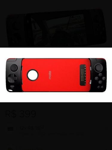 Snap Gamepad Da Linha Moto Z Original
