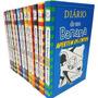 Diário De Um Banana Box Completo 12 Volumes Capa Dura
