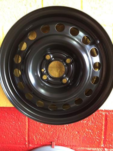 Kit Roda Ferro Montana+pneu 175/70r14 Firestone F580 (estep)