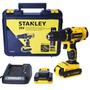 Parafusadeira Furadeira Bateria 20v Scd20c2kbr Stanley