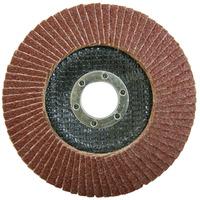 Disco de Desbaste Tipo Flap 115 x 22mm (Varias Gramaturas) - MTX