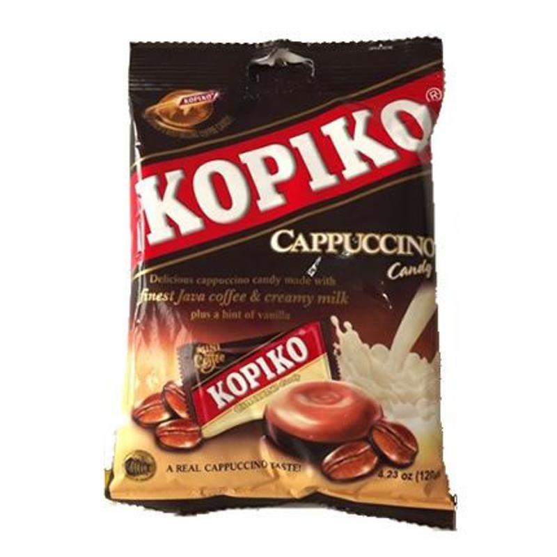 Bala de Cappuccino Kopiko 120 g - Coffee Joy