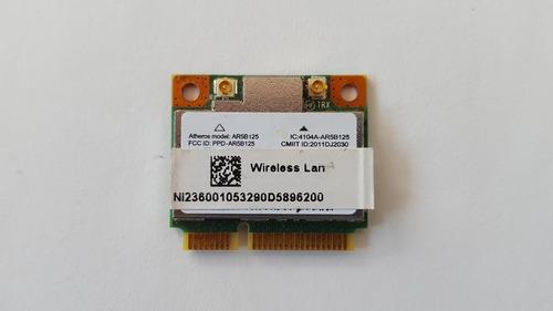 Placa Wi Fi Ar5b125 Notebook Acer Aspire V5 471 Original