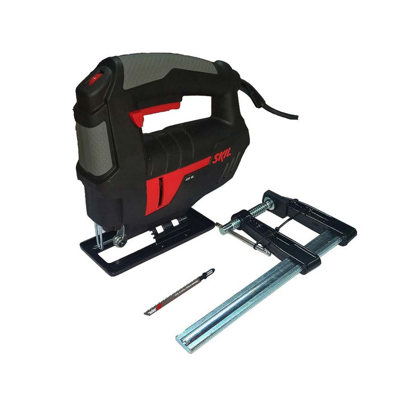 Serra Tico-Tico 400 Watts + Sargento - 4400 - Skil