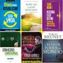 Kit 6 Livros Tiago Brunet Dinheiro É Emocional E Mais