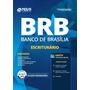 Apostila Brb df Banco De Brasília Escriturário (2019)