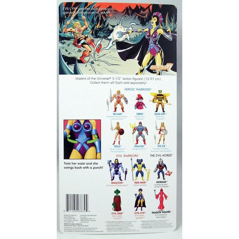 Evil Lyn Vintage Masters Of The Universe - Maligna - Super7