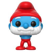 Papai Smurf Pop Funko #269 - Os Smurfs Pop Animation